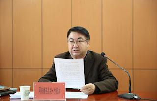 新疆社会科学院原党委委员、副院长阿布都热扎克·沙依木-1